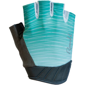Roeckl Delta Guantes Mujer, turquoise